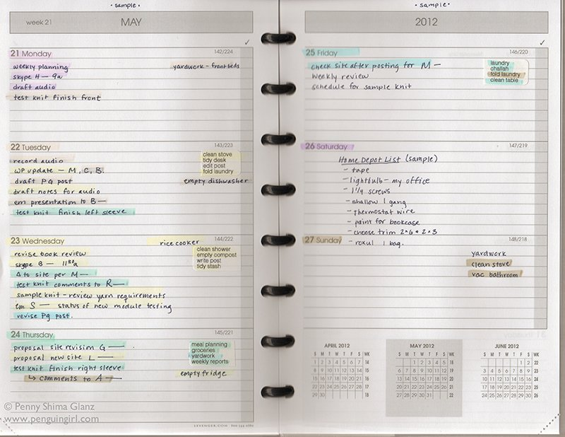 Planner-Sample