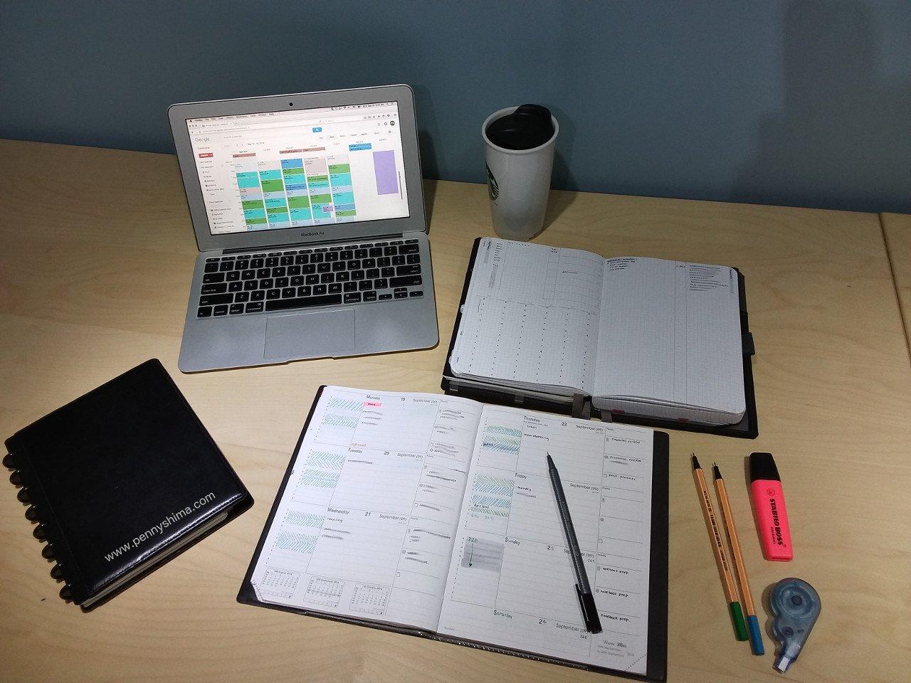 planner status, September 2016 edition