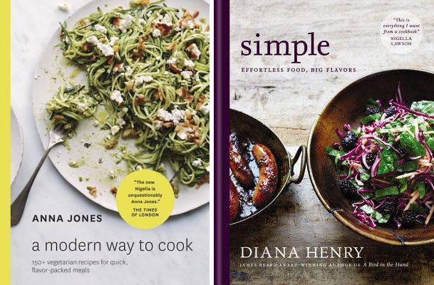 two cookbooks to beat the January cooking blues