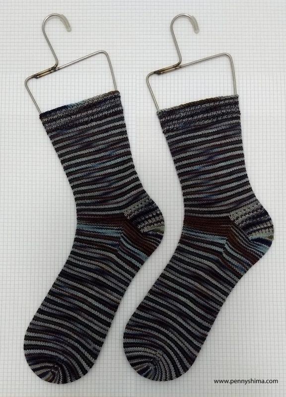 a pair of socks!