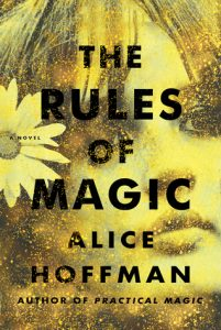 Rules of Magic book cover