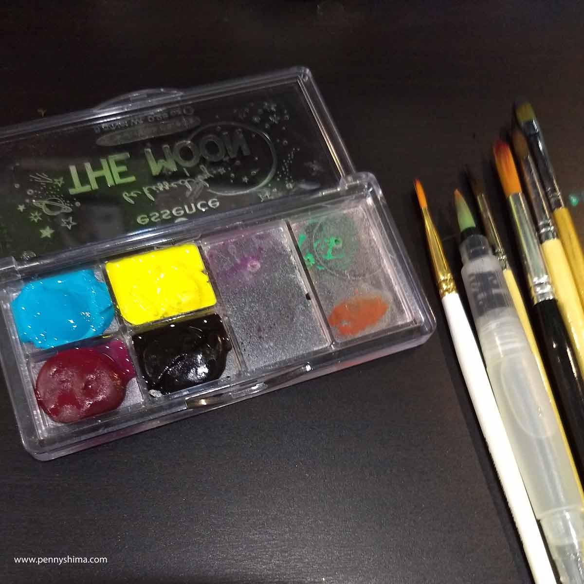 New CMYK dot palette